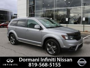Used 2015 Dodge Journey Crossroad for sale in Gatineau, QC