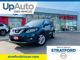 Used 2016 Nissan Rogue SV AWD for sale in Stratford, ON