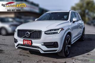Used 2017 Volvo XC90 Hybrid T8 PHEV R-Design 1 OWNER! | ONTARIO VEHICLE! | PANORAMIC SUNROOF for sale in Bolton, ON