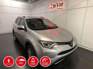 Used 2016 Toyota RAV4 LIMITED - AWD - TOIT OUVRANT for sale in Québec, QC