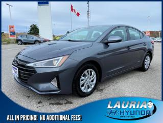 Used 2019 Hyundai Elantra Essential Manual  - LOW KMS for sale in Port Hope, ON