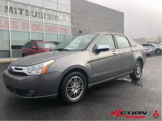 Used 2011 Ford Focus SE+AIR CLIMATISÉ+BLUETOOTH+AUTOMATIQUE+MAGS+GR. ÉL for sale in St-Hubert, QC