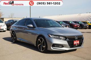 Used 2018 Honda Accord Sport for sale in Hamilton, ON