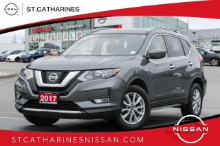 Used 2017 Nissan Rogue SV AWD | 1 owner Accident free | Alloys | Heated Seats for sale in St. Catharines, ON