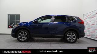 Used 2019 Honda CR-V EX-L + AWD + HONDA SENSING + CUIR + TURB for sale in Trois-Rivières, QC