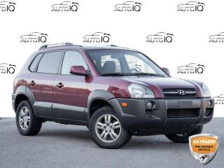 Used 2006 Hyundai Tucson GL SOLD AS TRADED for sale in Welland, ON