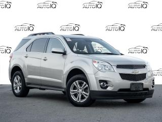 Used 2013 Chevrolet Equinox 1LT LOW KMS for sale in Welland, ON