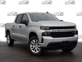 New 2021 Chevrolet Silverado 1500 Silverado Custom for sale in Tillsonburg, ON