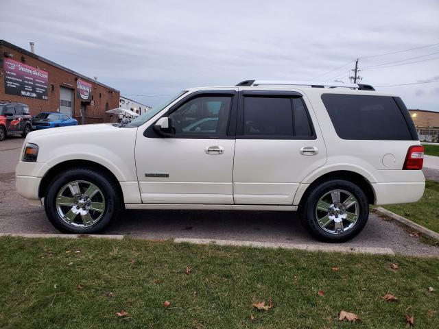 2008 Ford Expedition Fully loaded, leather,4x4, DVD