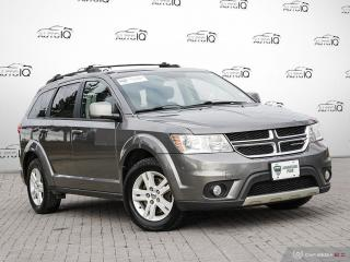 Used 2012 Dodge Journey SXT & Crew for sale in Barrie, ON