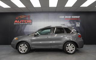 Used 2010 Acura RDX SH-AWD TURBO AUTO CUIR TOIT OUVRANT CAMERA 147 430 for sale in Lévis, QC