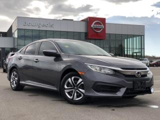 Used 2016 Honda Civic LX HEATED SEATS, REVERSE CAMERA for sale in Midland, ON