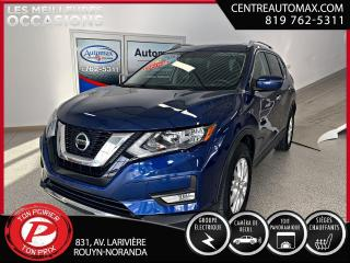 Used 2018 Nissan Rogue Sv toit ( frais vip 395$ non inclus) for sale in Rouyn-Noranda, QC
