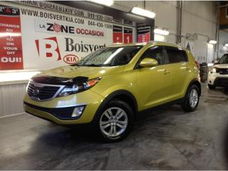 Used 2011 Kia Sportage SPORTAGE LX DÉFLECTEUR CAPOT INSPECTION COMPLET for sale in Blainville, QC