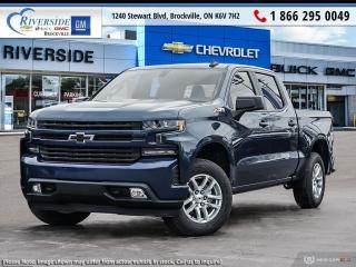 New 2021 Chevrolet Silverado 1500 RST for sale in Brockville, ON