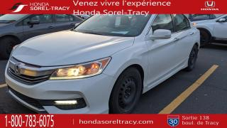 Used 2017 Honda Accord HONDA ACCORD SPORT CVT 2017 for sale in Sorel-Tracy, QC