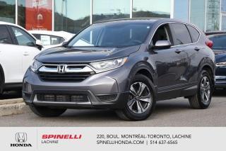 Used 2019 Honda CR-V LX FWD BAS PRIX FWD*AC*AUTO*CAMERA*SIEGES CHAUFFANTS* for sale in Lachine, QC