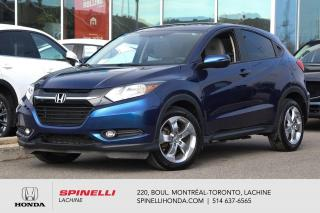 Used 2017 Honda HR-V EX AWD TOIT MAGS TOIT*CAMERA*CRUISE*BLUETOOTH*SIEGES CHAUFFANTS*++ for sale in Lachine, QC