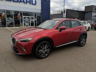 Used 2016 Mazda CX-3 GT for sale in Charlottetown, PE