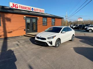 Used 2019 Kia Forte EX for sale in Millbrook, NS