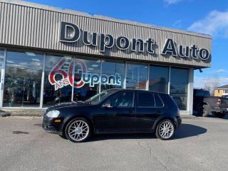 Used 2010 Volkswagen Golf Hayon 4 portes BM for sale in Alma, QC