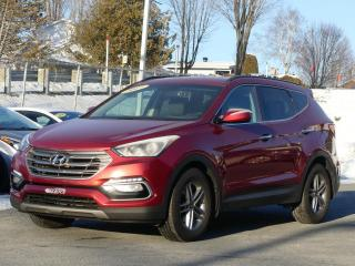 Used 2017 Hyundai Santa Fe Sport PREMIUM SIEGES ET VOLANT CHAUFFANTS for sale in St-Georges, QC