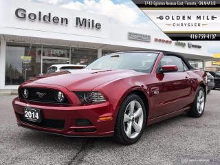 Used 2014 Ford Mustang GT No accidents, Auto, Great Condition!!! for sale in North York, ON