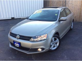 Used 2014 Volkswagen Jetta 2.0 TDI Comfortline for sale in Sarnia, ON