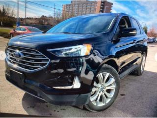 Used 2019 Ford Edge Titanium for sale in Sarnia, ON