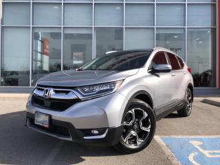 Used 2018 Honda CR-V Touring for sale in Whitchurch-Stouffville, ON