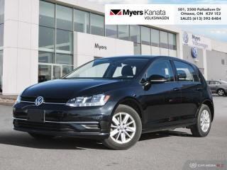 Used 2019 Volkswagen Golf Comfortline 5-door Auto for sale in Kanata, ON