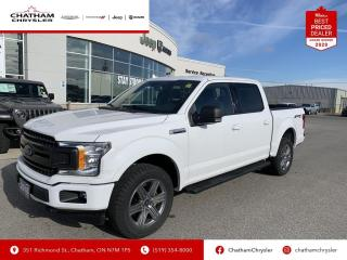 Used 2018 Ford F-150 XLT 4WD SUPERCREW 5.5' BOX for sale in Chatham, ON