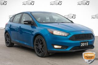 Used 2015 Ford Focus SE YOU CERTIFY YOU SAVE for sale in Innisfil, ON