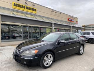 Used 2007 Acura RL for sale in North York, ON