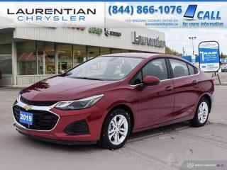 Used 2019 Chevrolet Cruze LT!!  HEATED SEATS!!  BACKUP CAM!! for sale in Sudbury, ON
