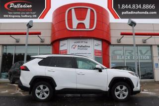 Used 2019 Toyota RAV4 LE - NEWLY REDESIGNED - for sale in Sudbury, ON