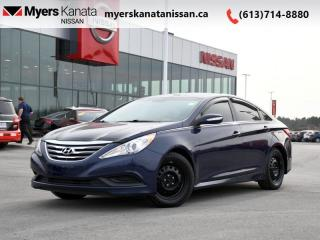Used 2014 Hyundai Sonata GL  - Bluetooth -  Heated Seats - $63 B/W for sale in Kanata, ON