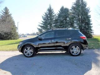 Used 2011 Nissan Murano LE V6 AWD for sale in Thornton, ON