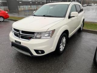 Used 2014 Dodge Journey FWD 4DR SXT for sale in Matane, QC
