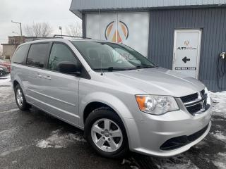 Used 2012 Dodge Grand Caravan ***SXT,STOW&GO,A/C,7 PLACES,MAGS*** for sale in Longueuil, QC