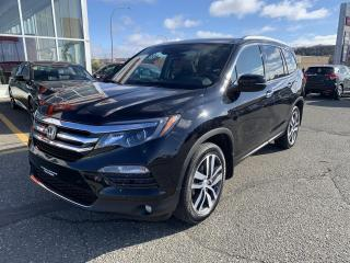 Used 2018 Honda Pilot Touring Traction Intégrale for sale in Rivière-Du-Loup, QC