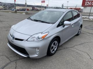 Used 2014 Toyota Prius Hayon 5 portes for sale in Rivière-Du-Loup, QC