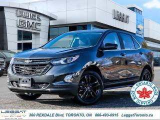 New 2021 Chevrolet Equinox LT  - Heated Seats for sale in Etobicoke, ON