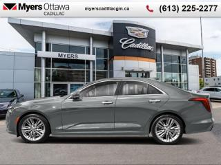 New 2021 Cadillac CTS - Sunroof for sale in Ottawa, ON