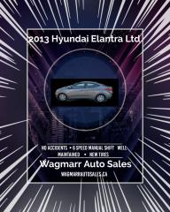 Used 2013 Hyundai Elantra GL for sale in Kingston, ON