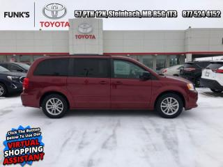 Used 2016 Dodge Grand Caravan 4DR WGN for sale in Steinbach, MB