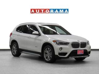 Used 2017 BMW X1 xDrive28i Nav Leather PanoRoof Backup Cam for sale in Toronto, ON