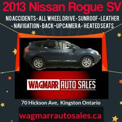 Used 2013 Nissan Rogue S for sale in Kingston, ON