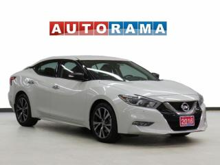 Used 2016 Nissan Maxima SV Navigation Leather Backup Camera for sale in Toronto, ON