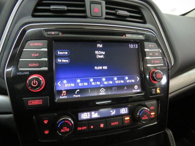 2016 Nissan Maxima SV Navigation Leather Backup Camera